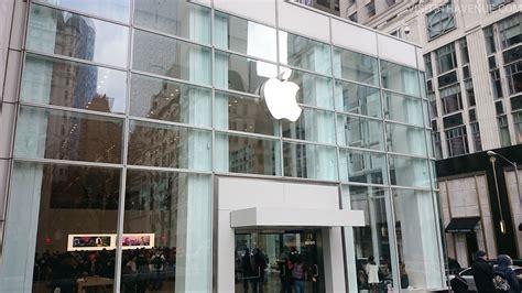Apple Neubau by Apple Store