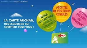 Carte De Fidelité Auchan Fr Activer : carte auchan waaoh gratuite avantages et date limite d ~ Dailycaller-alerts.com Idées de Décoration
