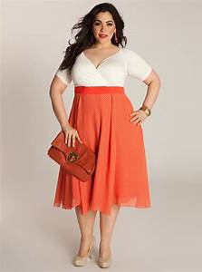 Ideas Plus Size Vintage Dresses Rita Coral Latest Trend