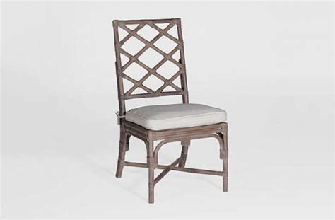 antique transitional rattan dining chair kennedy dining