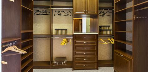 walk in closet closet by design custom built