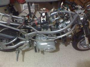 Need Super Pocket Bikes Wiring Diagram Library Inside X7