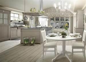 Küchen Ideen Landhaus : k che landhausstil wei franz sisch romantisch love it home einrichtungsideen sch nes ~ Heinz-duthel.com Haus und Dekorationen