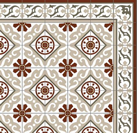 tiles motif tapis de vinyle linol 233 um pvc d 233 coratif par videcor