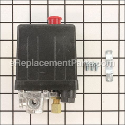 pressure switch includes diaphram 201806gs for lawn equipment ereplacement parts