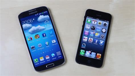 samsung galaxy s4 vs iphone 5 samsung galaxy s4 vs apple iphone 5 swagtab