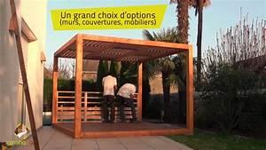 Pergola Bois En Kit Pas Cher : cadre photo bois brut pas cher maison design ~ Edinachiropracticcenter.com Idées de Décoration