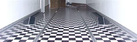 vinyl flooring black white checkered vinyl flooring triton trailers 3276