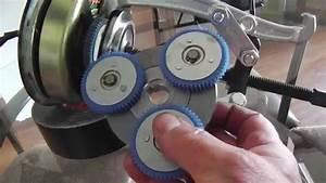 Electric Bike Hub Motor Planetary Gear Upgrade