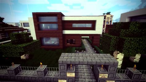 Minecraft Moderne Häuser Bilder by Minecraft Moderne H 228 User D