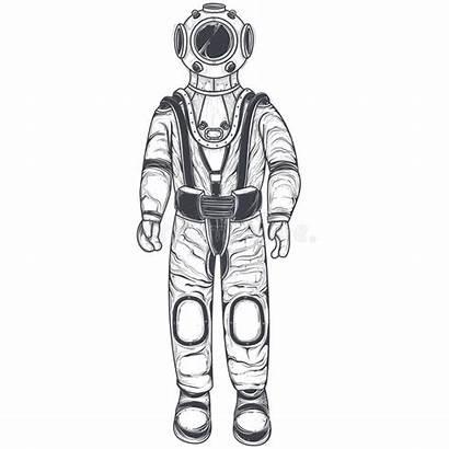 Helmet Suit Space Astronaut Cosmonaut
