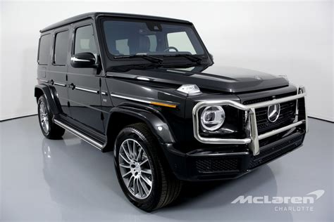 2019 For Sale by Used 2019 Mercedes G Class G 550 For Sale 154 456