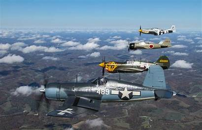 Corsair Warbirds Plane F4u Vought Zero Wallpaperaccess