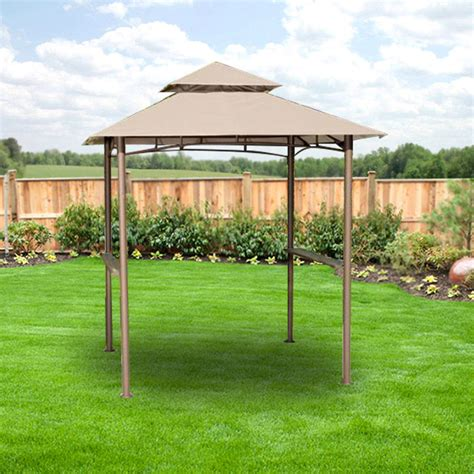 grill gazebo canopy replacement canopy for roof grill riplock 350