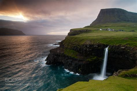 Photograph Gasadalur, Faroe Islands by Javi Briongos on 500px
