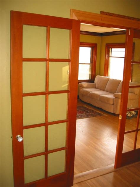 Living Room Doors At B Q by Vintage Carpentry 14 Reviews Contractors 917 Elm St