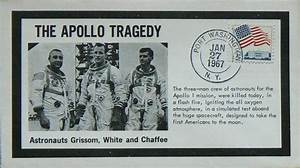 Apollo 1 Spacecraft Disaster - Pics about space