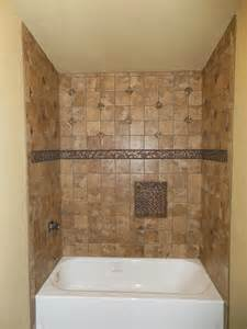 home depot bathroom tile ideas tub surround with single built in shower shelf marazzi montagna belluno tile and bling tile all