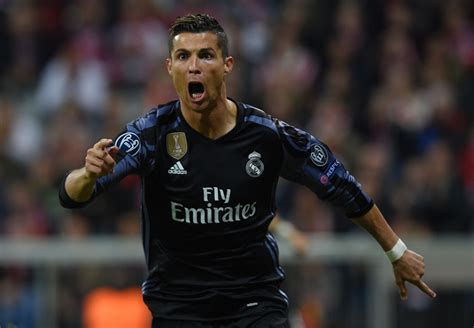 Centurion Cristiano Ronaldo Downs Bayern As Griezmann