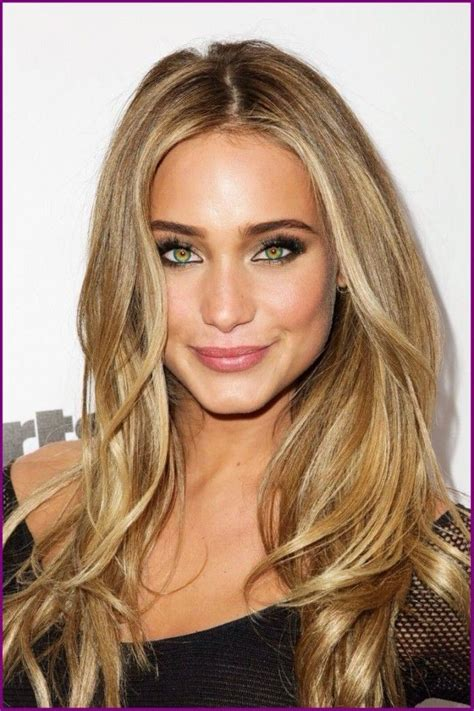 blonde hair color ideas  green eyes hair colour  green eyes hair beauty cool hair color