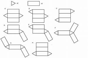 How many nets for an triangular prism are there, when the ...