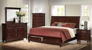 Portsmouth storage bedroom set bedroom sets bedroom for Bedroom furniture sets b q