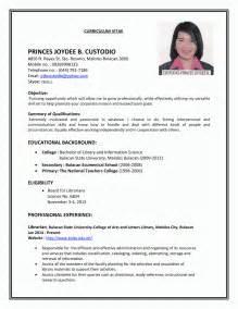 best resume for part time jobs for senior citizens resume sle first job sle resumes sle resumes pinterest sle resume