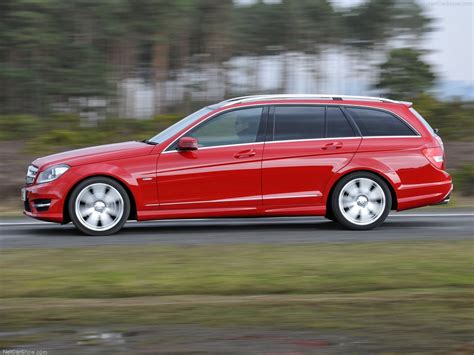 Mercedes C Class Estate Picture by Mercedes C Class Estate 2012 Picture 53 1024x768