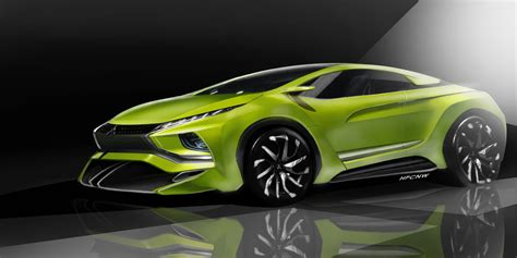 Mitsubishi Eclipse Concept by Mitsubishi Eclipse X Concept Car Best Auto Concept