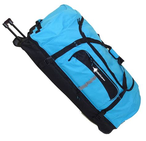 waterproof duffel bag with wheels vocal booth to go voiceacting academy Waterproof Duffel Bag With Wheels