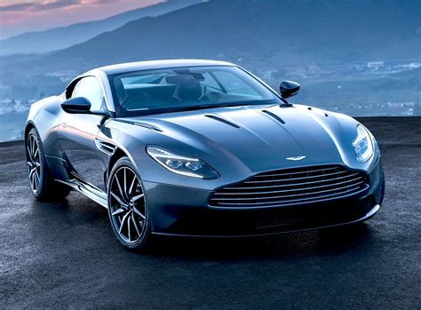 Aston Martin Db11 Coupe Review (2016