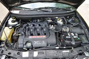 Sell Used 1998 98 Ford Contour Svt 2 5l Duratec V6 4 Door