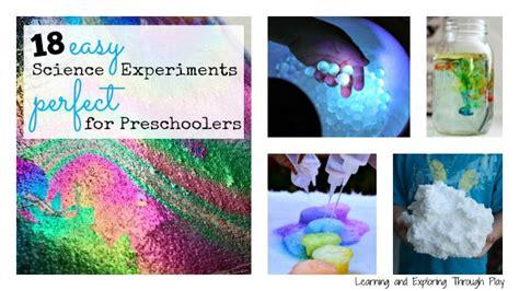 18 easy science experiments for preschoolers 619 | 18 Easy Science Experiment perfect for preschoolers