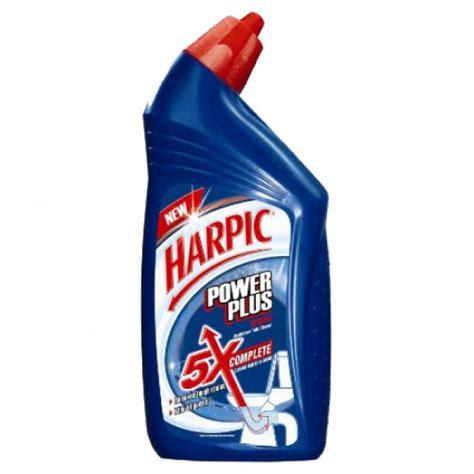 harpic toilet cleaner power  original ml