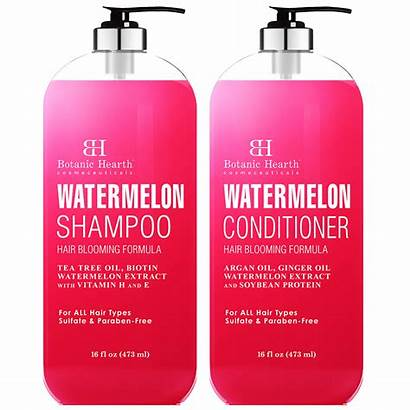 Watermelon Shampoo Conditioner Sets Care