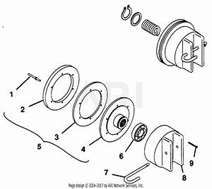Gravely 34689 8179kt  17hp  With Hydraulic Lift Parts Diagram For Number Eleven