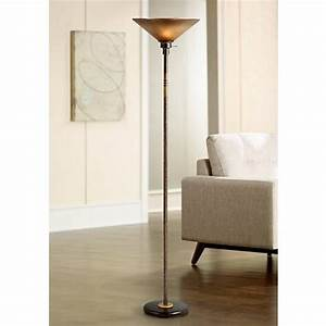 soho collection rust finish torchiere floor lamp 93330 With torchiere floor lamp houzz