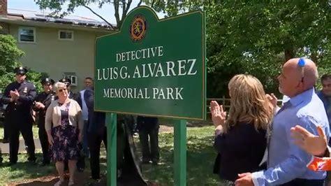 Oceanside park renamed in honor of Detective Luis G ...