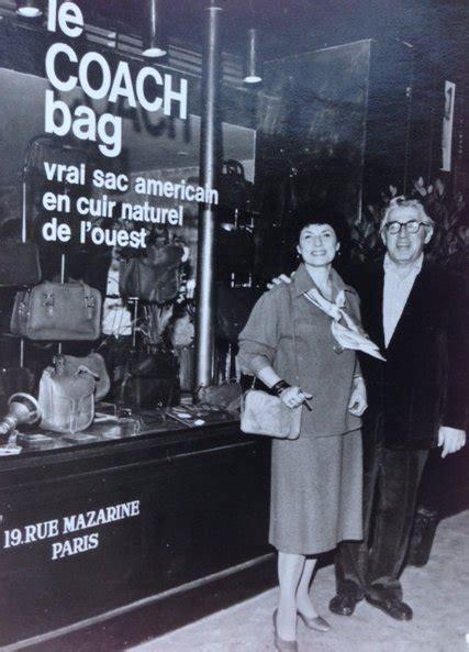 lillian cahn creator   coach handbag dies