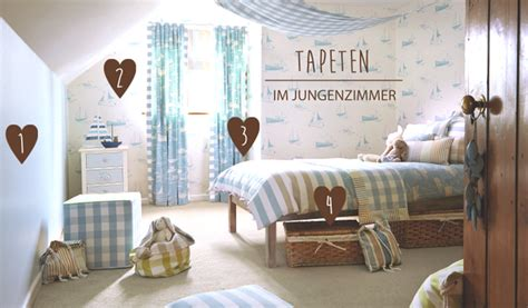 Tapete Kinderzimmer Junge Baby by Babyzimmer Tapete Junge