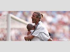 Historic Goals Beckham Real Madrid CF