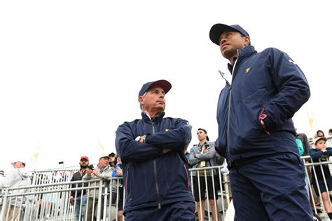 Presidents Cup 2019: Tiger Woods sits himself for both Day ...