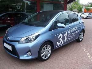 Toyota Yaris Dynamic Business : toyota yaris hybrid 100 dynamic hybryda 2012 r ~ Medecine-chirurgie-esthetiques.com Avis de Voitures