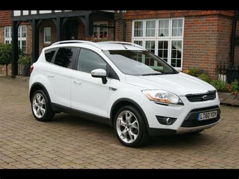 ford kuga white amazing photo gallery  information