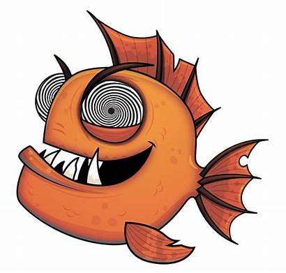 Zombie Fat Clipart Goldfish Cliparts Clip Library