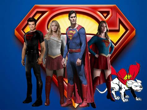 Family 01 Superman superman family updated by aurahero7 on deviantart