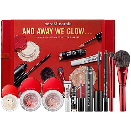 Sephora Pavia by Bare Minerals And Away We Glow Kit Hair Nails