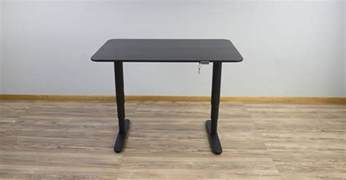 ikea bekant electric sit to stand desk review rating
