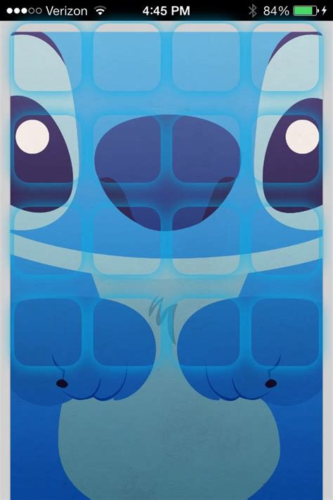 Background Home Screen Disney Wallpaper by Stitch Iphone Home Screen Disney Iphone Wallpaper