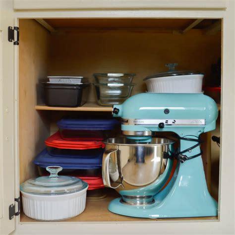 how to organize small kitchen appliances kitchen organization organizing pots pans small 8774